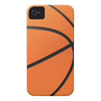 Baloncesto en 3d Case-Mate iPhone 4 coberturas
