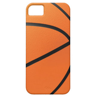 Baloncesto en 3d iPhone 5 funda