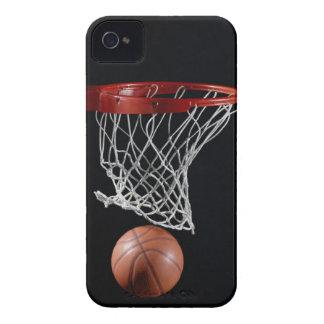 Baloncesto en aro carcasa para iPhone 4 de Case-Mate