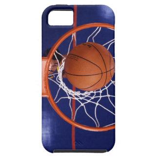 baloncesto en aro iPhone 5 protector