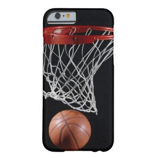 Baloncesto en aro funda barely there iPhone 6