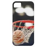 Baloncesto en cesta iPhone 5 protector