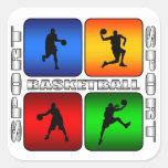 Baloncesto espectacular colcomania cuadrada