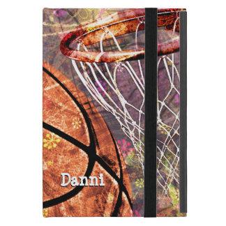 Baloncesto femenino iPad mini cárcasa