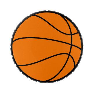 Baloncesto Frascos De Caramelos