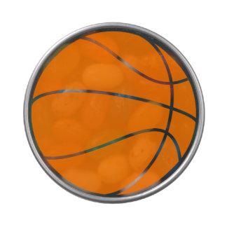 Baloncesto Frascos De Dulces
