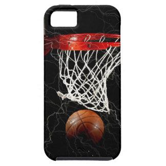 Baloncesto iPhone 5 Case-Mate Cárcasa