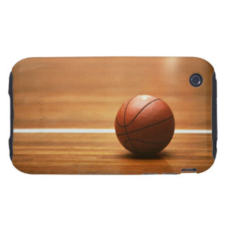 Baloncesto Tough iPhone 3 Cárcasas