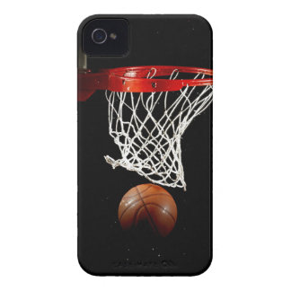 Baloncesto iPhone 4 Carcasas