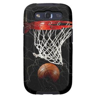 Baloncesto Galaxy SIII Funda