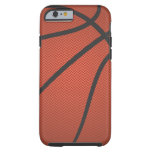baloncesto funda de iPhone 6 tough
