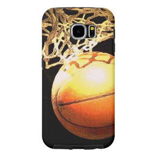 Baloncesto Funda Samsung Galaxy S6