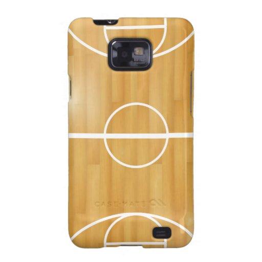 Baloncesto Galaxy S2 Carcasas