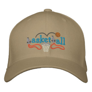 Baloncesto Gorras Bordadas