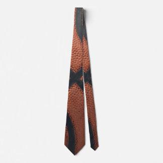 Baloncesto grande corbata personalizada