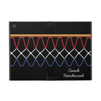 Baloncesto Hoop_Nothing pero Net_personalized iPad Mini Cárcasas