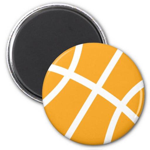 baloncesto iman de nevera