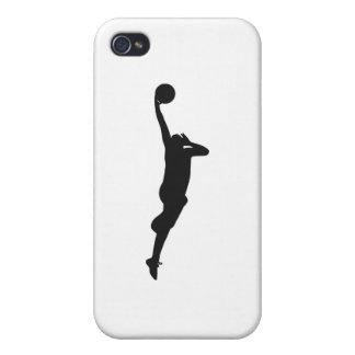 Baloncesto iPhone 4 Funda