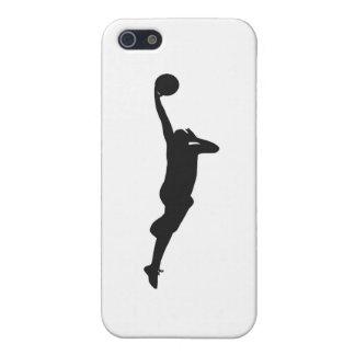 Baloncesto iPhone 5 Carcasa