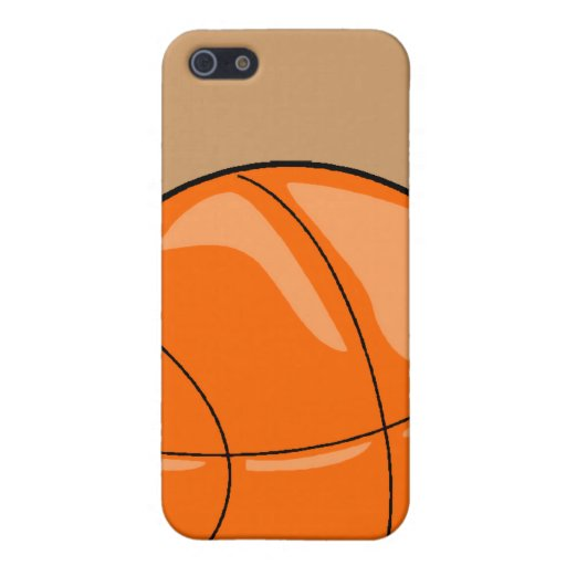 Baloncesto iPhone 5 Cárcasas