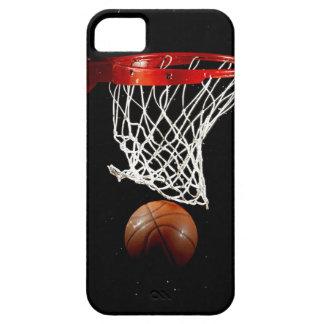 Baloncesto iPhone 5 Fundas