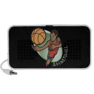 Baloncesto iPhone Altavoces