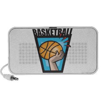 Baloncesto Mini Altavoces