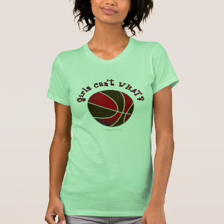 Baloncesto - negro/rojo camiseta