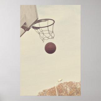 Baloncesto Poster