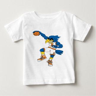 Baloncesto-Pájaro Camiseta