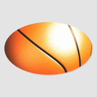 Baloncesto Colcomanias De Oval