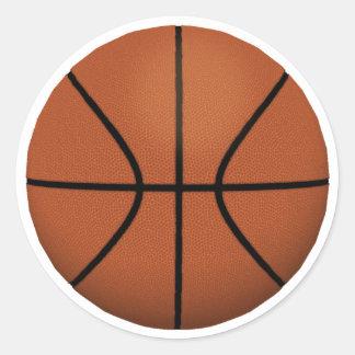 Baloncesto: Etiqueta Redonda