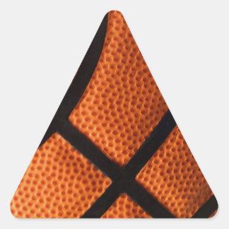 Baloncesto Pegatinas De Triangulo