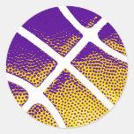 Baloncesto Pegatinas