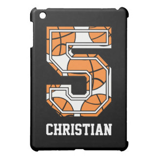 Baloncesto personalizado número 5