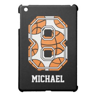 Baloncesto personalizado número 8