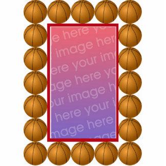 Baloncesto Photoframe Escultura Fotográfica