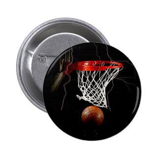 Baloncesto Pin Redondo 5 Cm
