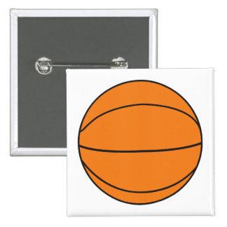 baloncesto pin cuadrada 5 cm