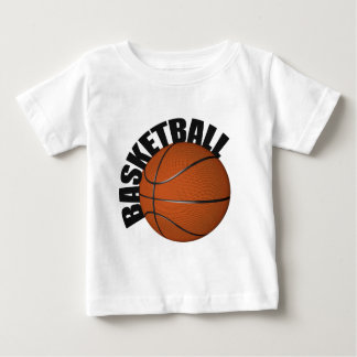 Baloncesto Playera De Bebé