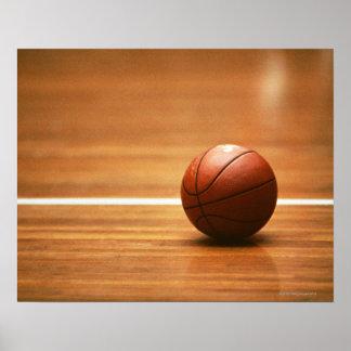 Baloncesto Póster