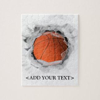 Baloncesto Puzzle