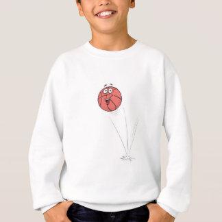 baloncesto que despide feliz camisas