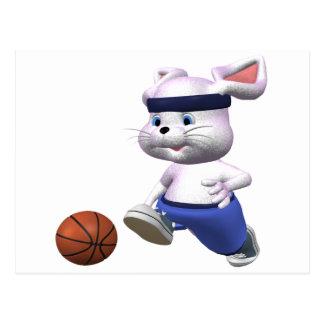 Baloncesto-Ratón Postal