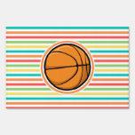 Baloncesto; Rayas brillantes del arco iris