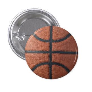 Baloncesto redondo pin redondo de 1 pulgada