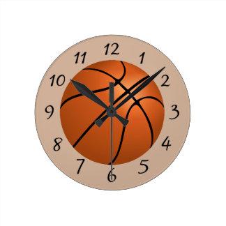 Baloncesto Reloj
