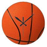 Baloncesto - reloj de pared
