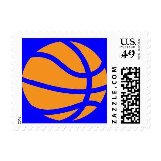 baloncesto sellos postales