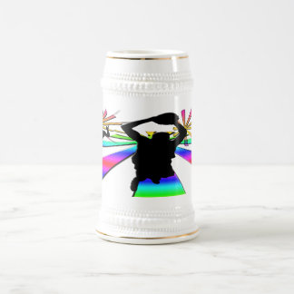 Baloncesto Stein de la clavada Jarra De Cerveza